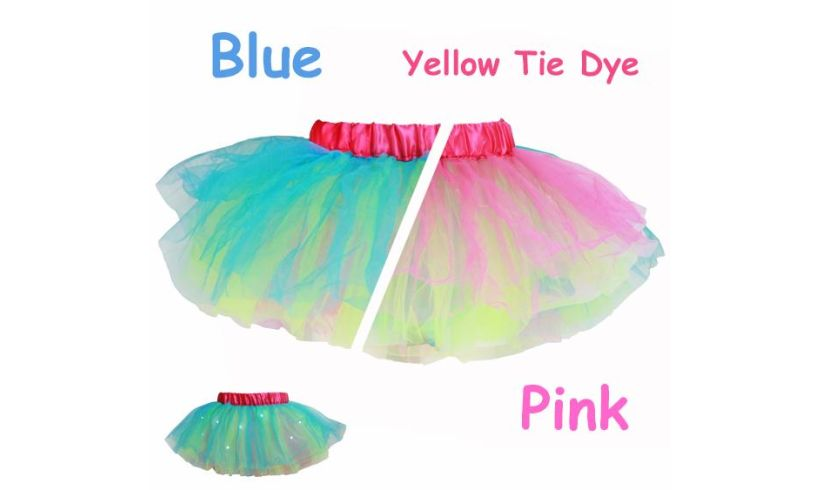 e2aee2222 ... twinkle like a Christmas tree. This rockin' tutu is made for a diva  costume, or just for good ol' self-expression as a tween flexes her  superstar vibes.