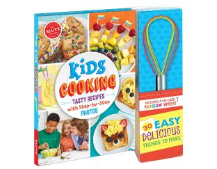Kids Cooking - Tasty Recipes with Photos