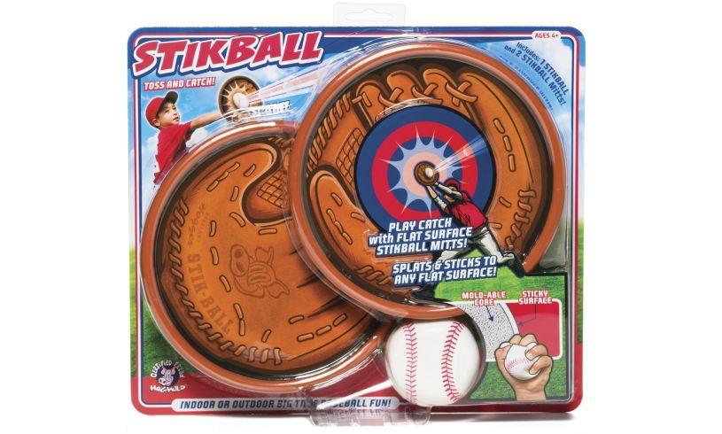Stikball & Mitts