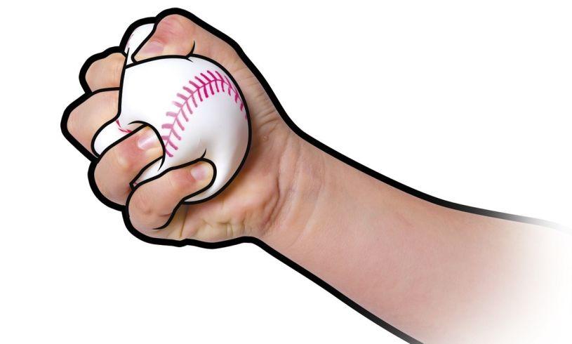 Stikball & Mitts Ball