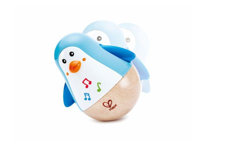 Penguin Musical Wobbler Lean