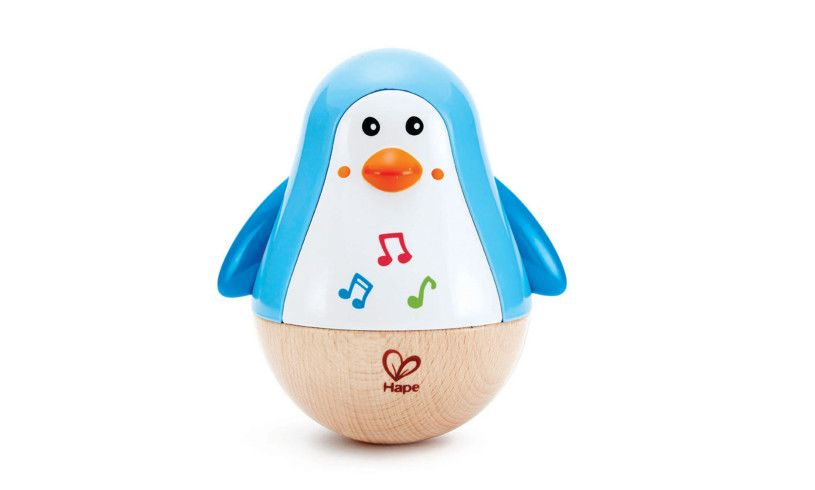 Penguin Musical Wobbler Close