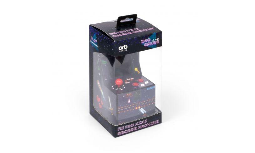 Mini Arcade Machine Box