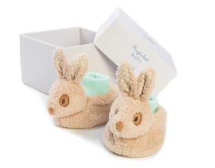 Baby Bunny Booties
