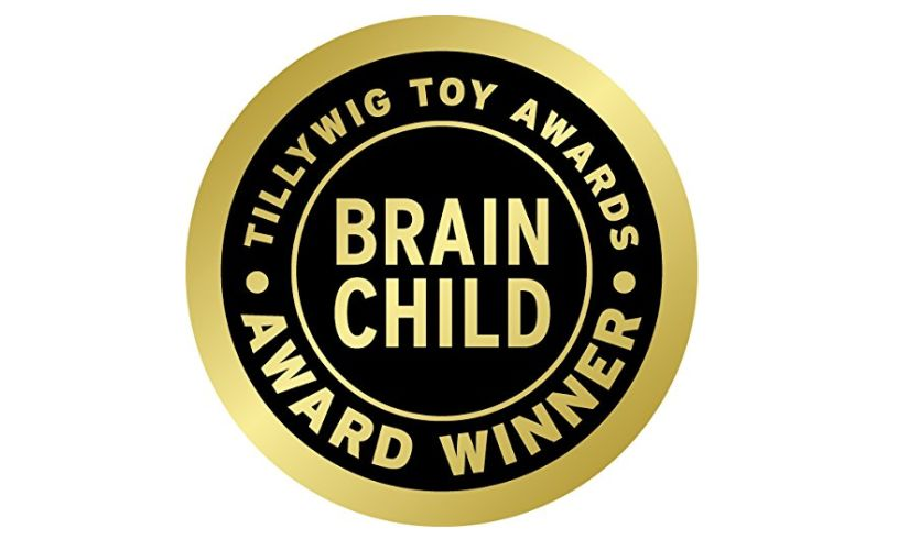 City Builder Award winning toy