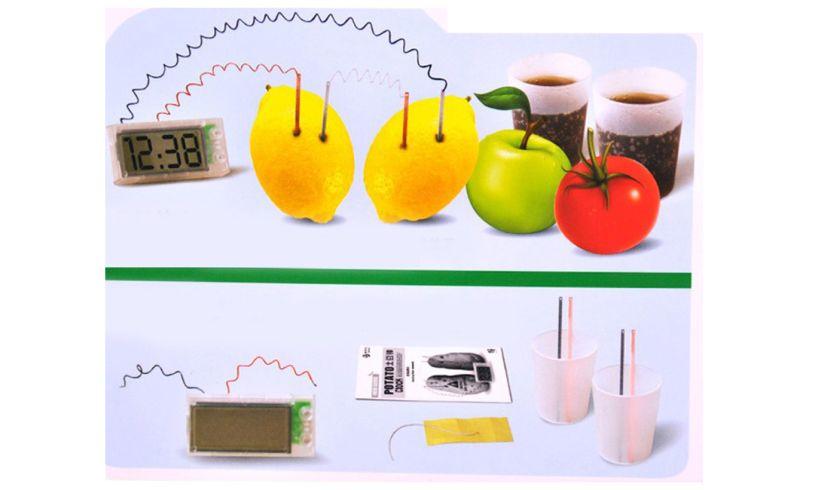 Potato Clock Variety