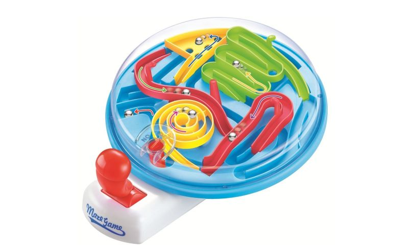 Maze Craze Live action Joystick game