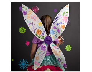 Design Your Own Fairy Wings Color