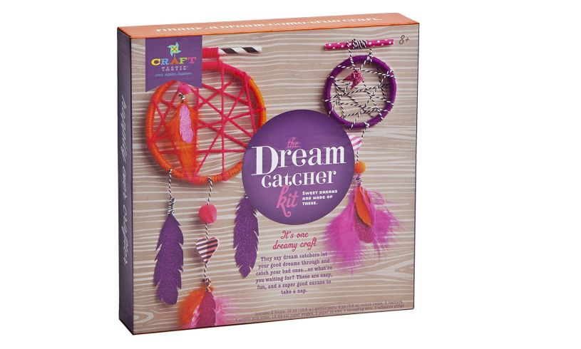 The Dream Catcher Kit - Catch Sweet Zzzs
