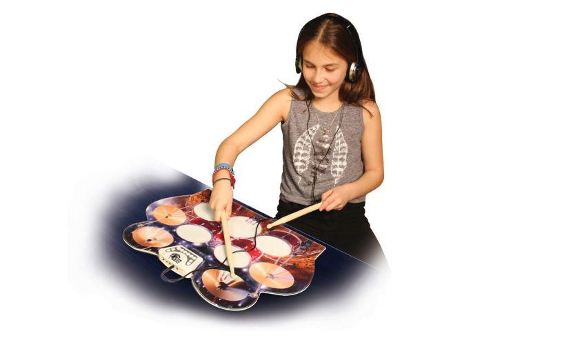 Flexible Roll up drum kit
