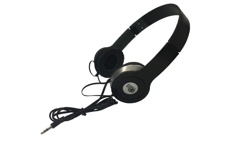 headset included with drum kit