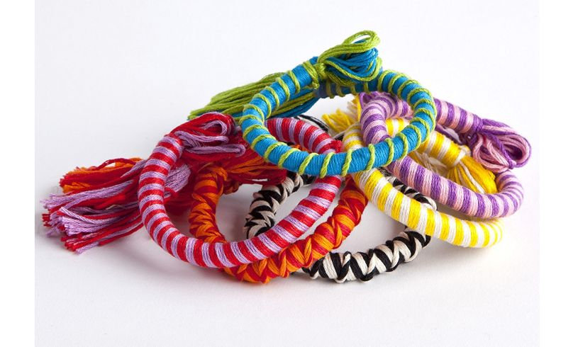 Loopdedoo - Bracelet Spinning Loom bracelets