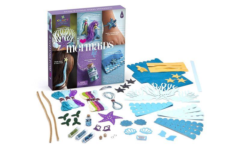 I Love Mermaids Kit - Swimming Designs items