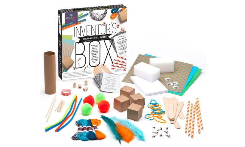 Inventor's Box Creative Challenges
