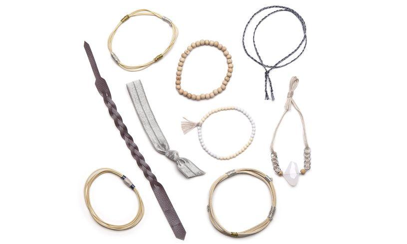 so many bracelets