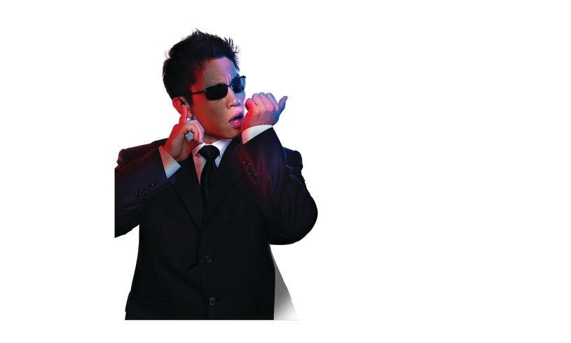 Communicate via wrist walkie talkie