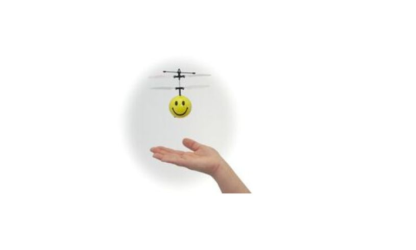 Mini Flyer Smiley Flying Saucer