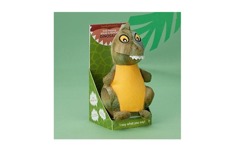 Dinosaur - Speak & Repeat boxed