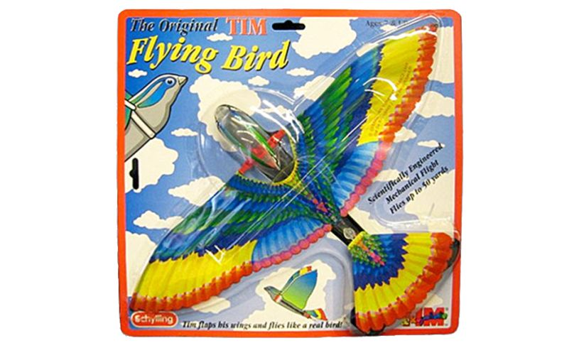 The Original Flying Bird Close Up