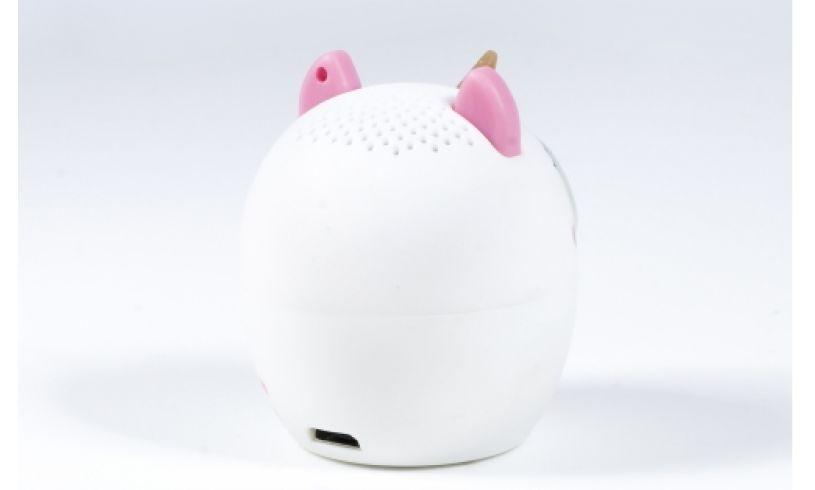 Unicorn Bluetooth Speaker back