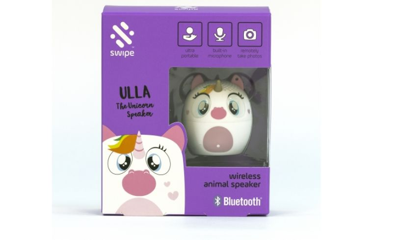 Unicorn Bluetooth Speaker boxed
