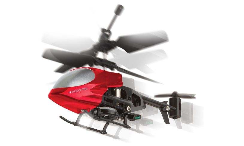World's Smallest R/C Helicopter Content
