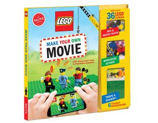 Make Your Own Lego Movie