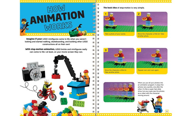 Make Your Own Lego Movie  opened