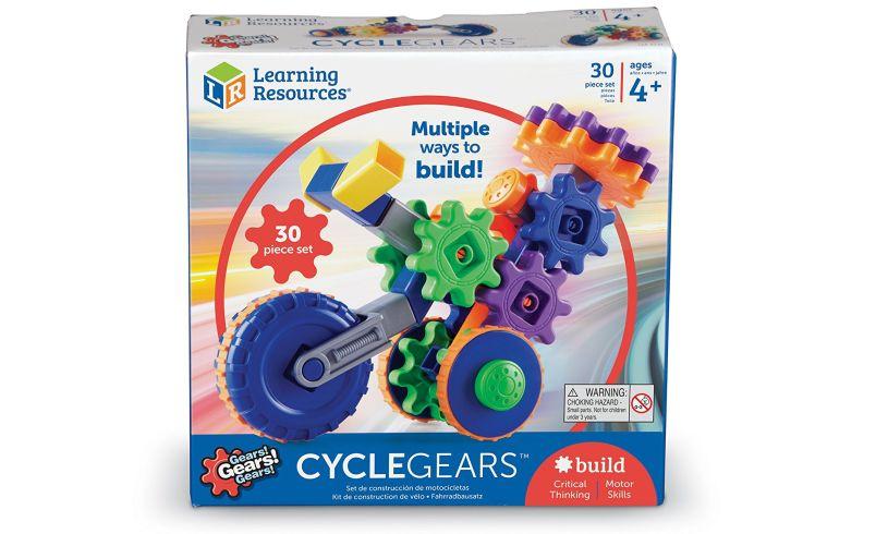 Cycle Gears Box