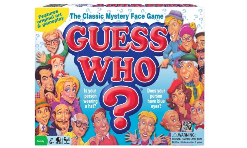 Guess Who? Classic Board game