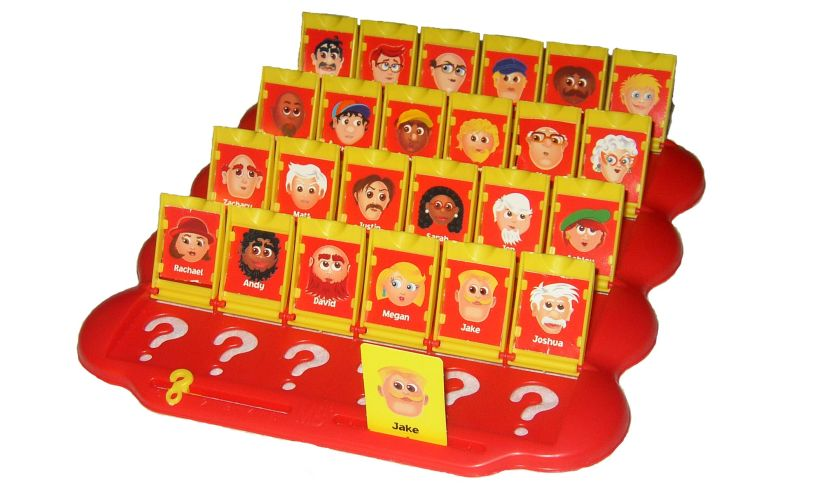 Guess Who Classic Board Game Brilliant Childrens Presents