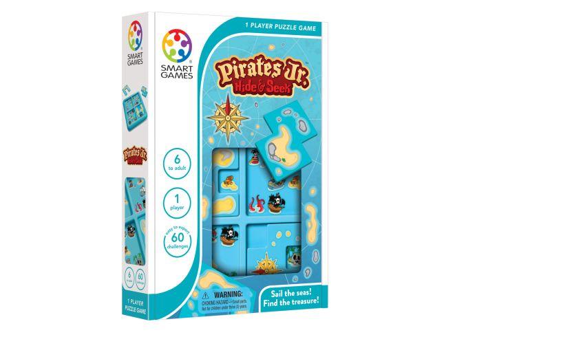 Pirates Jr. - Hide & Seek