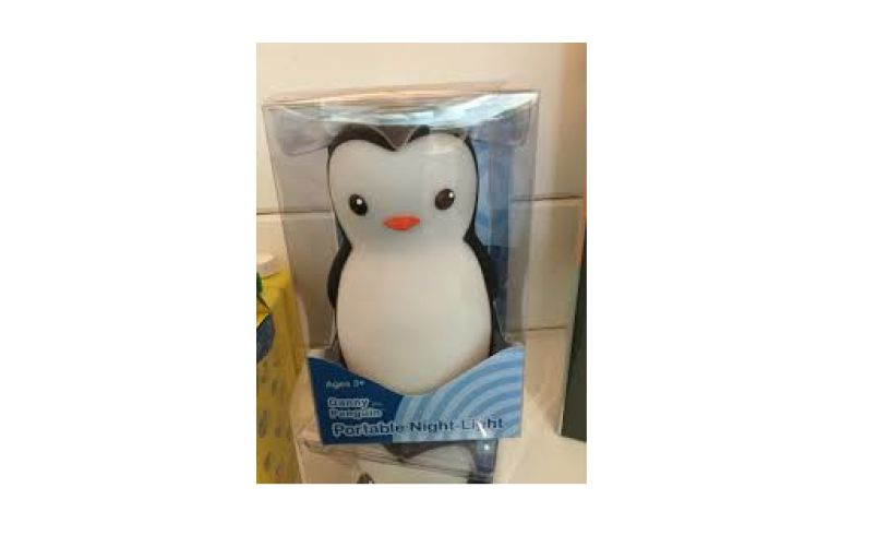 Danny the Penguin Box