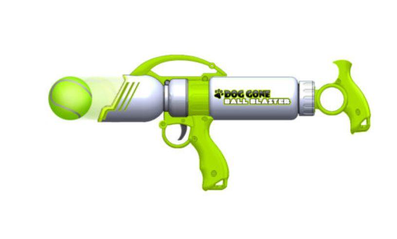 'Dog Gone Tennis Ball Blaster'