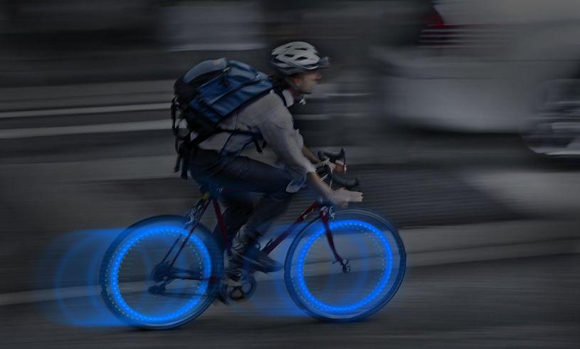 See 'Em Mini LED Spoke Lights Lifestyle