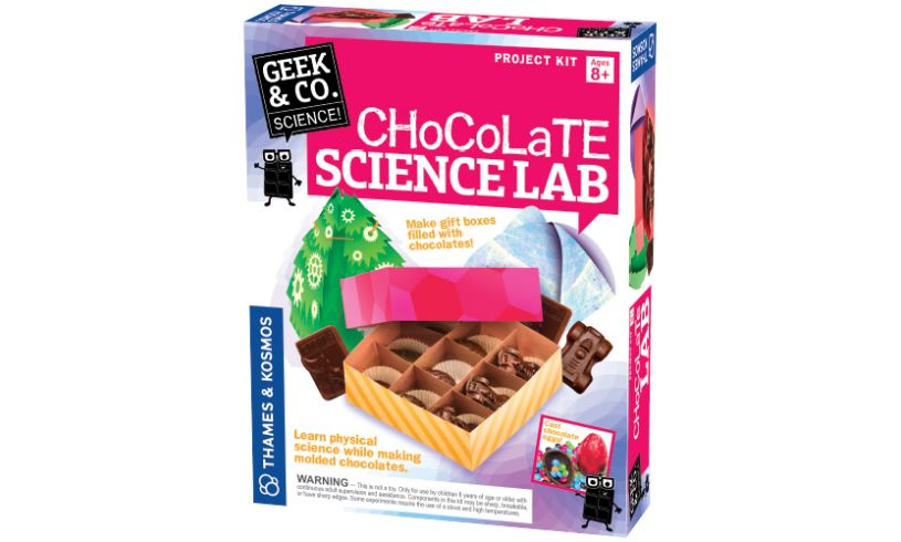 Chocolate Lab Box