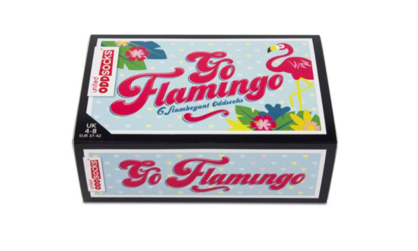 Go Flamingo Box