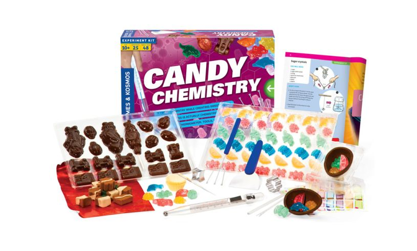 Candy Chemistry Contents