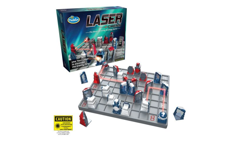 Laser Chess Contents