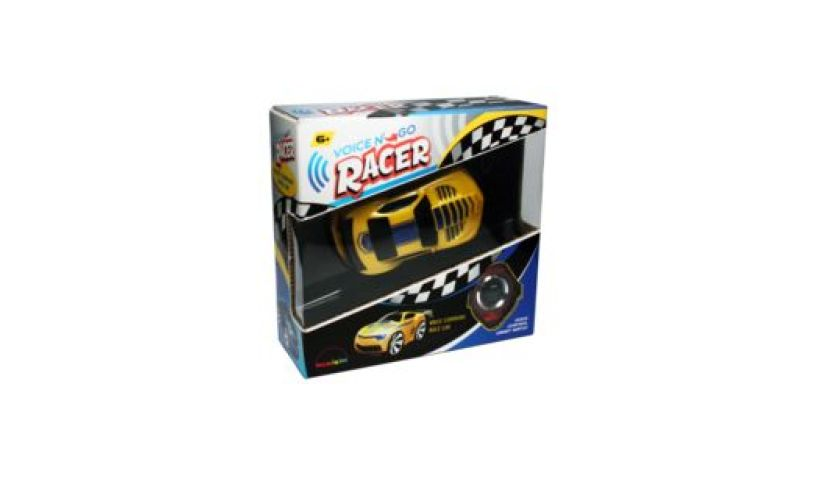 Box with Voice 'N Go Racer