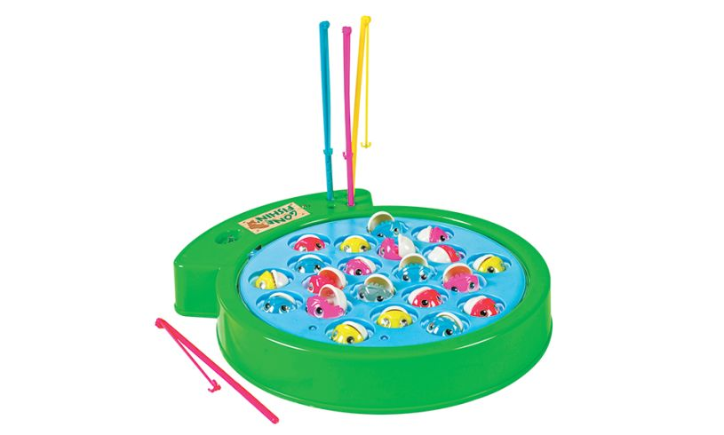 Family Fishing Game Contents