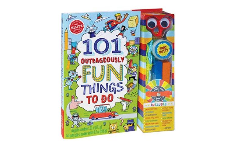 101 Outrageously Fun Things To Do'