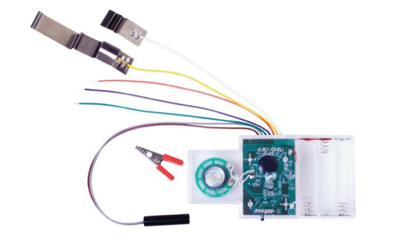 Build Your Own Gotcha Gadgets display