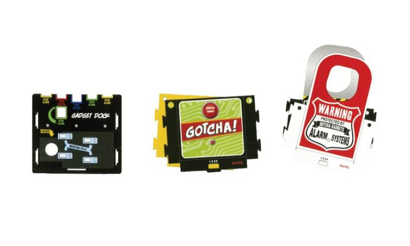 Build Your Own Gotcha Gadgets cool!