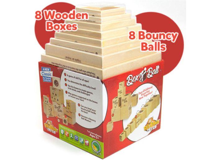 Boxes & Balls