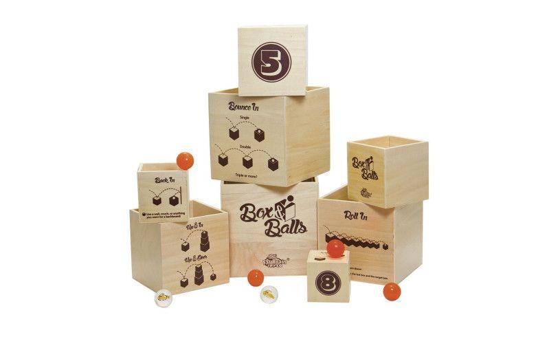 Boxes & Balls Spill