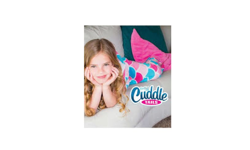 Cuddle tails blankets