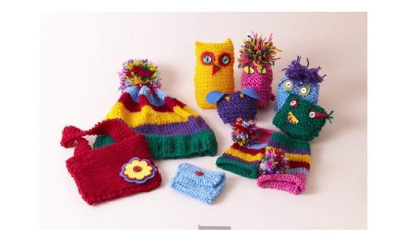Learn How To Knit Contents