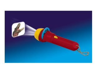 Dinosaur slide show flashlight