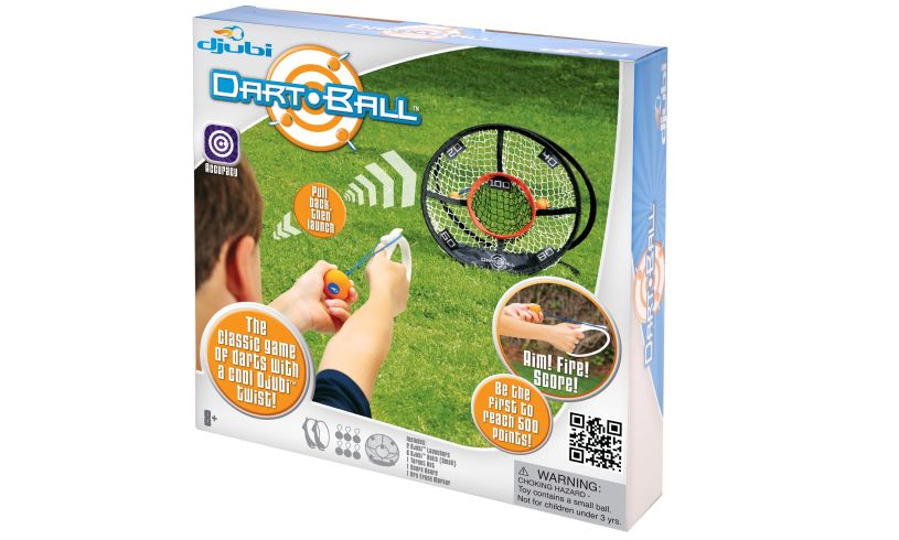 Dart Ball Box